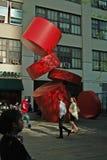 Brooklyn New York USA Sculpture Art Royalty Free Stock Photography