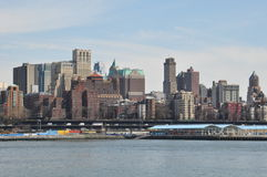Brooklyn, Nowy Jork Obrazy Stock