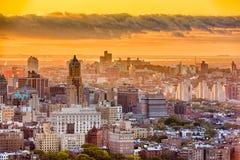 Brooklyn, Nowy Jork pejzaż miejski zdjęcia stock