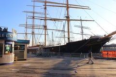 Brooklyn Nueva York un puerto imagen de archivo