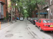 brooklyn ny gata york Royaltyfria Foton