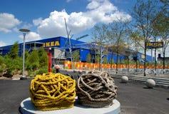 Brooklyn, NY: Loja super de IKEA Imagem de Stock Royalty Free