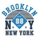 Brooklyn ny nowy York Obrazy Stock