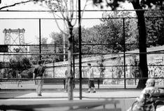 Brooklyn playground - New York Royalty Free Stock Photography