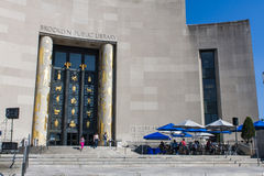 Brooklyn Public Library in New York City Royalty Free Stock Photography