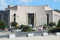 Brooklyn Public Library Royalty Free Stock Photography