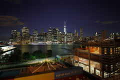 Brooklyn-Steigen Lizenzfreie Stockfotografie