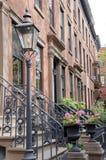 Brooklyn Street Stock Photo