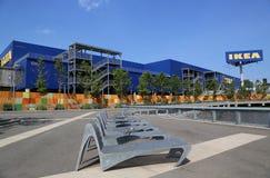 Brooklyns IKEA stormarknad Royaltyfri Fotografi