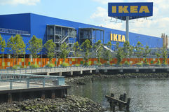 Brooklyns IKEA-Superstore Lizenzfreies Stockbild