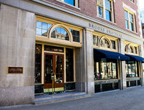 Brooks Brothers, Boston, MA. Royalty Free Stock Photos