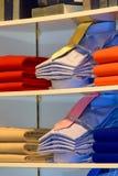 Brooks Brothers-Kleidung stockfotografie