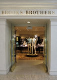 Brooks Brothers store Royalty Free Stock Image