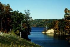 Brookville Jeziorny Brookville Indiana fotografia stock