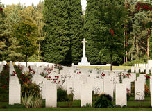 Free Brookwood Military Cemetery Stock Images - 3162004