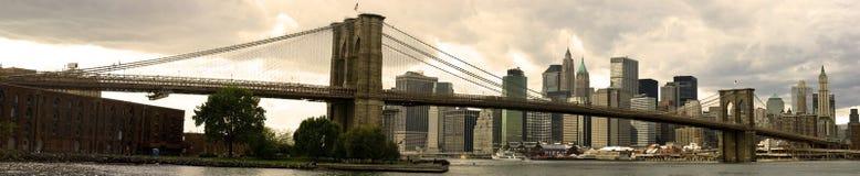 Brookyn Bridge Stock Photo