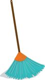 A Broom Royalty Free Stock Images