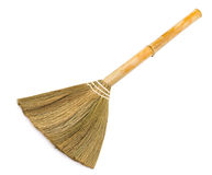Broom Stock Image