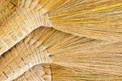 Broom. Royalty Free Stock Photography