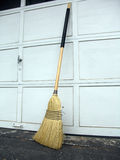 Broom Royalty Free Stock Photography