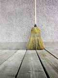 Broom. Bristle Stock Photos