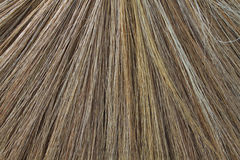 Broom abstract texture and pattern Royalty Free Stock Photography