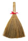 Broom as a gift Stock Photo