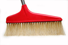 Broom close-up Royalty Free Stock Photos