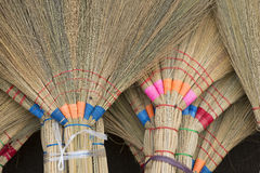 Broom. Stock Images