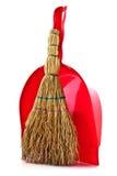 broom gospodarstwa domowego mały Obraz Royalty Free