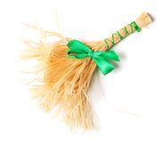 The broom Royalty Free Stock Photography