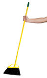 Broom Isolated Royalty Free Stock Image