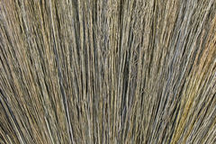Broom made ​​of grass Royalty Free Stock Image