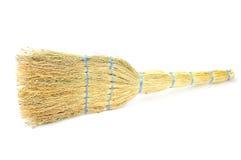 Broom made from sorghum environmentally Stock Images