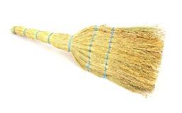 Broom made from sorghum environmentally Royalty Free Stock Photography