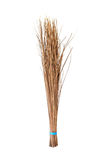 Broom make from coconut leaf,Handmade product Royalty Free Stock Image