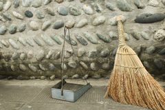 Broom Royalty Free Stock Photo