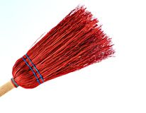 Broom Stock Photography