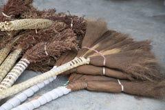 Broom Stock Image