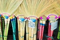 Broom Stick Stock Photo