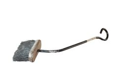 Broom for the stove Stock Photography