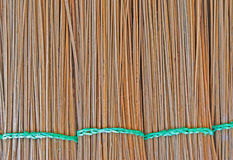 Broom, straw, hay, background, abstract Royalty Free Stock Images