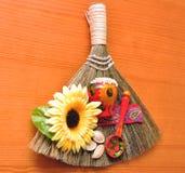 Broom success Stock Photos