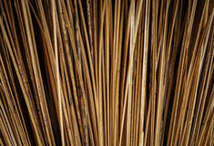 Broom texture background Royalty Free Stock Images
