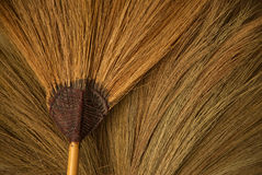 Broom texture Royalty Free Stock Photography