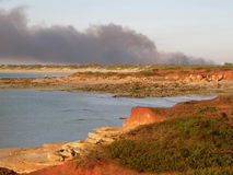 broome Австралии западное Стоковые Изображения RF