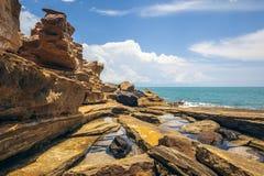 Broome Australië stock afbeelding