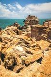 Broome Australië royalty-vrije stock afbeeldingen