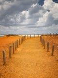 Broome Australië stock afbeeldingen