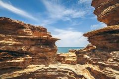 Broome Australia obrazy royalty free